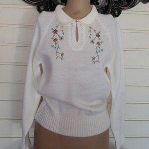 Vintage Montgomery Ward Cardigan Sweater